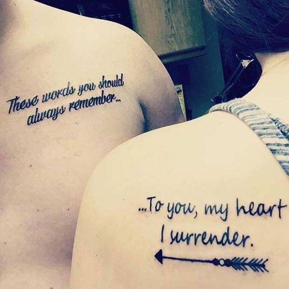 tatuajes para parejas 7