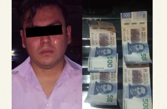 falsificaron los nuevos billetes de 500 pesos 2