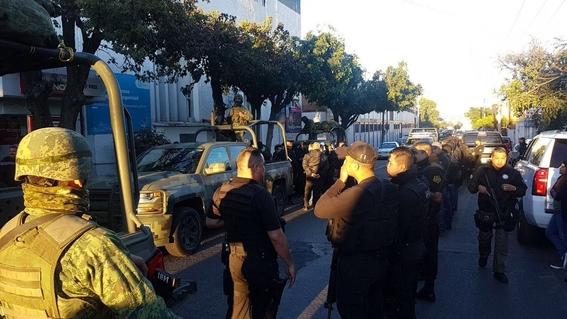 policia de acapulco es intervenida 1