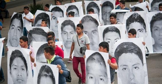 cuatro anos de la desaparicion de los 43 de ayotzinapa 1