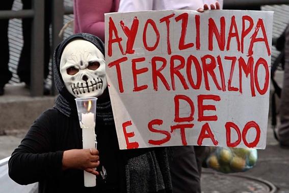 cuatro anos de la desaparicion de los 43 de ayotzinapa 3