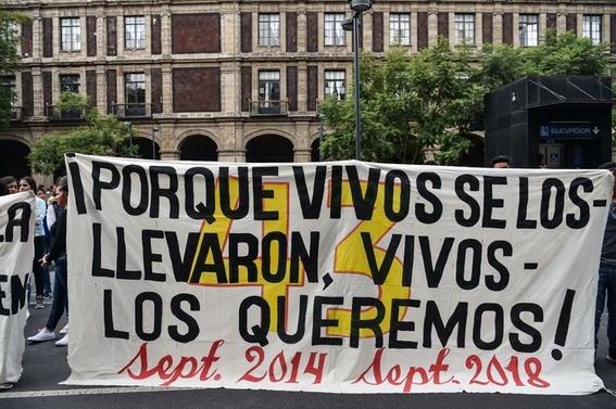 4 anos matanza 43 estudiantes ayotzinapa 5