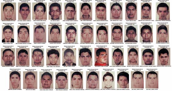 4 anos matanza 43 estudiantes ayotzinapa 2