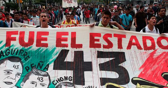 4 anos matanza 43 estudiantes ayotzinapa 3