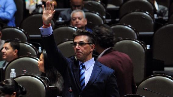 sergio mayer presidira comision cultura camara de diputados 1