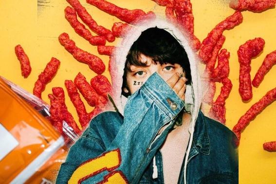 rapero lil xan fue hospitalizado por una sobredosis de cheetos 2