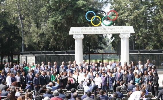 amlo promete apoyar deportistas olimpicos mexicanos 1