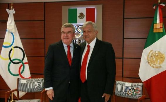 amlo promete apoyar deportistas olimpicos mexicanos 2