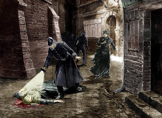 historiadora dice que victimas de jack el destripador no eran prostitutas 1