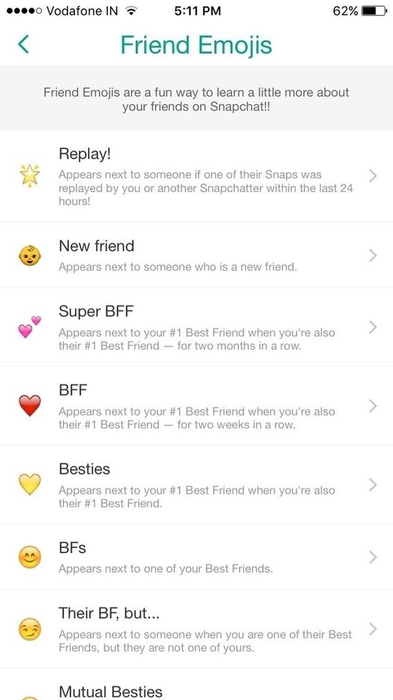trucos de snapchat para que lo aproveches mejor 4