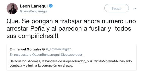 leon larregui pide amlo no ser maricon 2