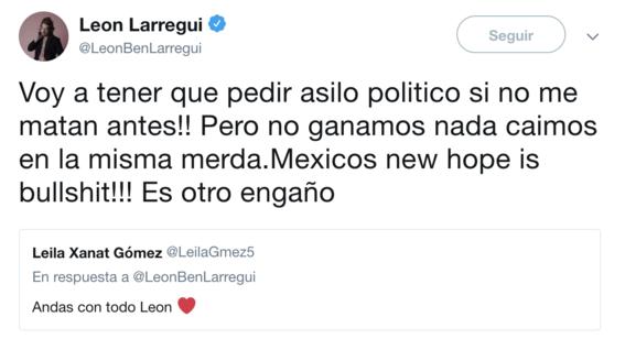 leon larregui pide amlo no ser maricon 4
