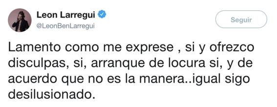 leon larregui pide amlo no ser maricon 5