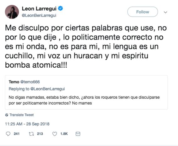 leon larregui 1