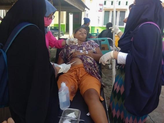 imagenes videos terremoto y tsunami en indonesia 1