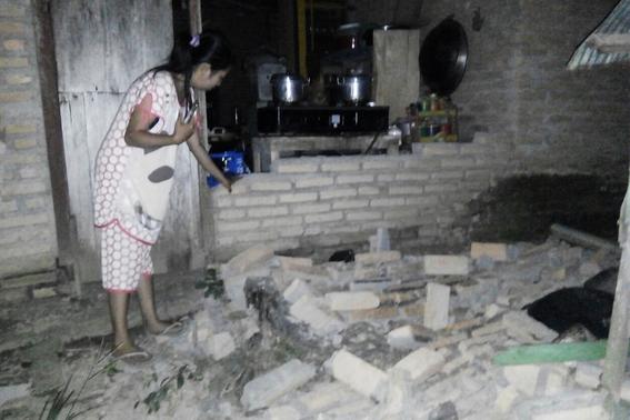 imagenes videos terremoto y tsunami en indonesia 2