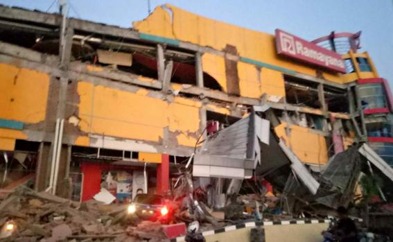 imagenes videos terremoto y tsunami en indonesia 3