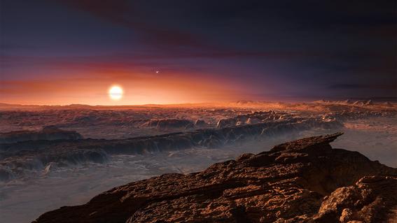 proxima centauri b exo planetas que los humanos habitaran 4