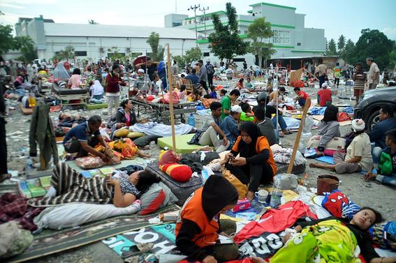tsunami en indonesia 1