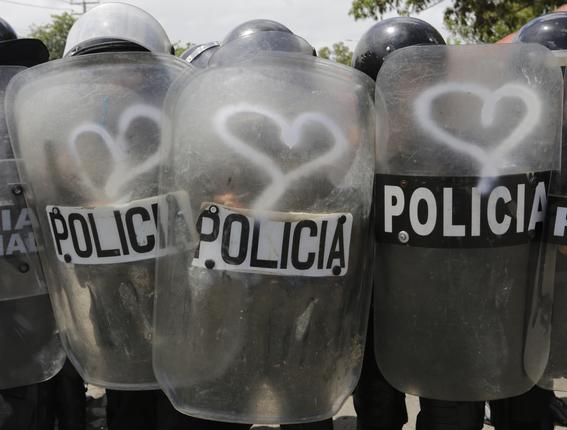 declaran ilegales las protestas en nicaragua 1