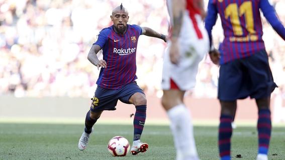 barcelona empata contra el athletic 1