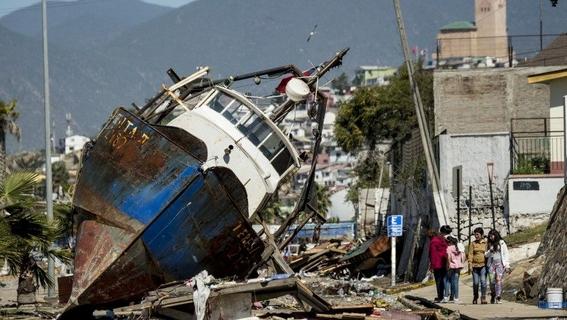 los tsunamis mas mortiferos de la historia 5