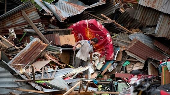los tsunamis mas mortiferos de la historia 1