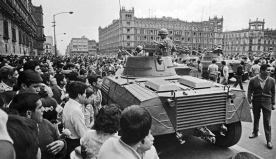 museo nacional de la revolucion conmemora movimiento estudiantil del 68 1