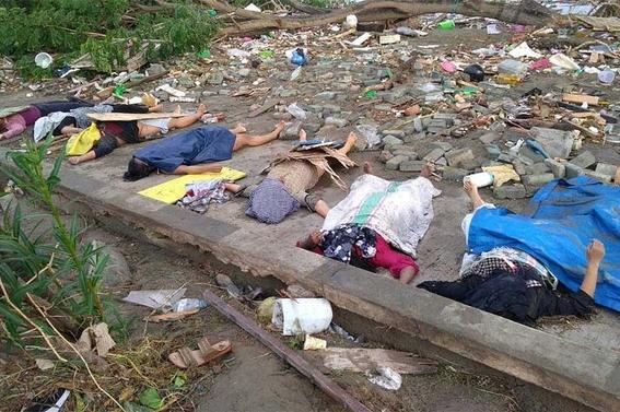832 muertos por terremoto y tsunami de indonesia 1