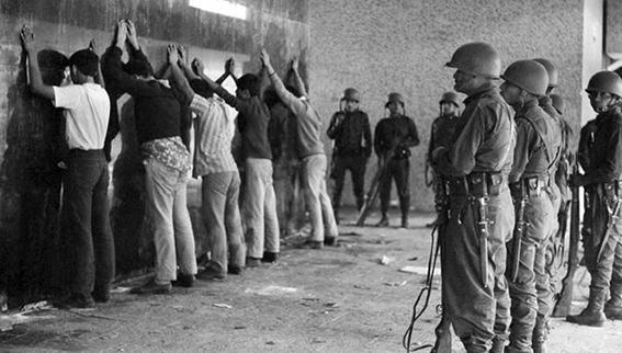 2 octubre de 1968 no olvido exijo castigo 2