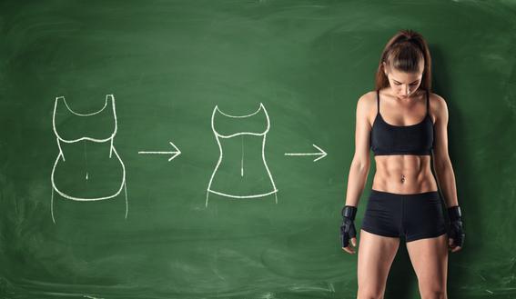 como perder peso sin restricciones 1