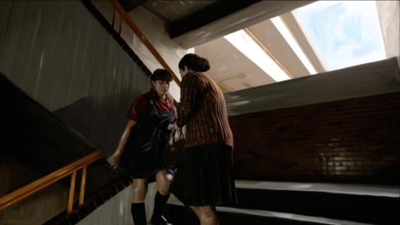 presentan olimpia primer largometraje animado sobre el movimiento del 68 2