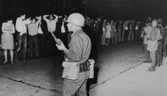 que paso el 2 de octubre de 1968 1