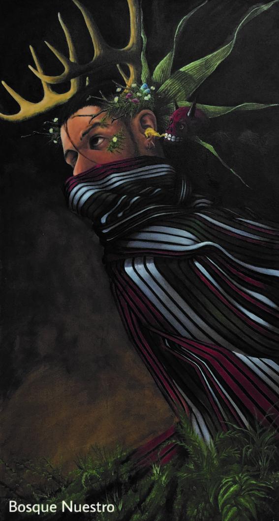 exposicion de arte canto xiii de leonardo de la rosa 3