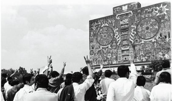 el movimiento estudiantil inicio en julio y termino en una matanza estudiantil de la que a 51 anos de sucedida no se olvida 2