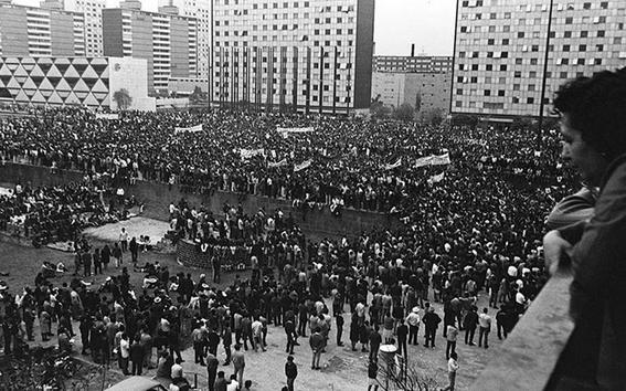 el movimiento estudiantil inicio en julio y termino en una matanza estudiantil de la que a 51 anos de sucedida no se olvida 1
