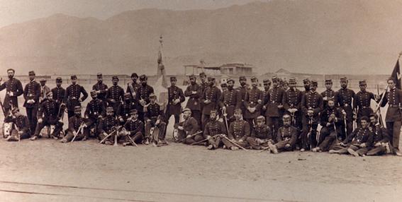 guerra del pacifico chile bolivia acceso al mar 5