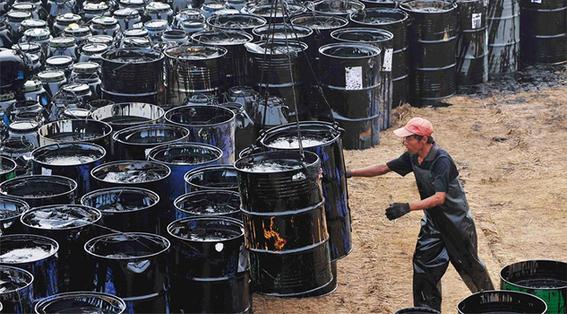 crisis petrolera en pemex 1