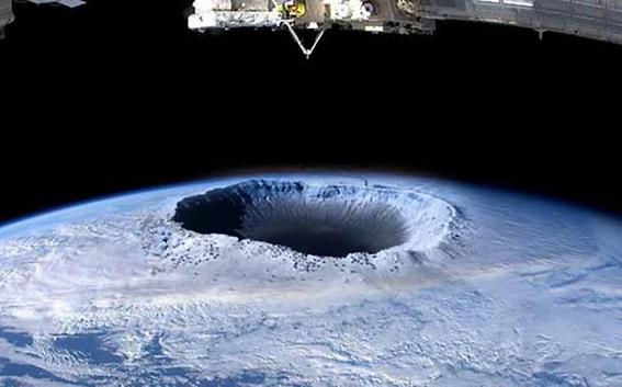 hielo marino del artico esta en su punto mas bajo 3