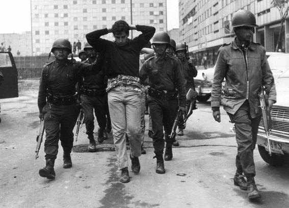 el movimiento estudiantil del 68 en imagenes 5