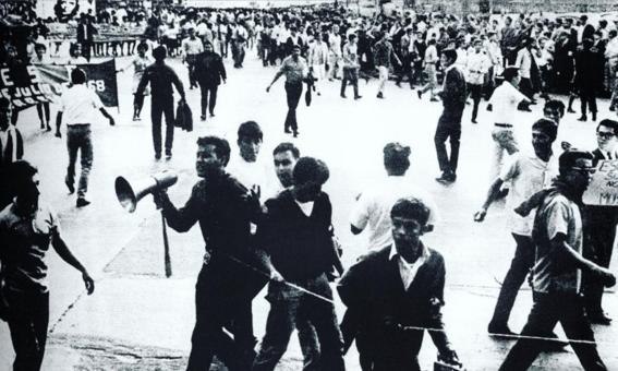 el movimiento estudiantil del 68 en imagenes 8