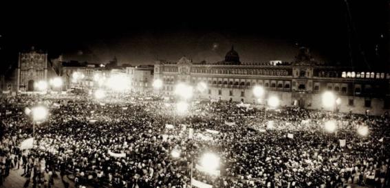 el movimiento estudiantil del 68 en imagenes 9