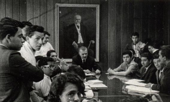 el movimiento estudiantil del 68 en imagenes 10