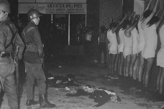 el movimiento estudiantil del 68 en imagenes 12