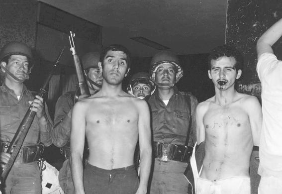 reunion con rector pudo evitar matanza de tlatelolco 1