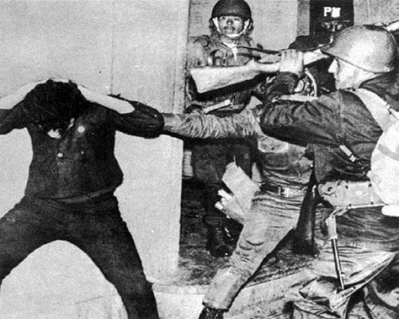 matanza de estudiantes el 2 de octubre de 1968 en tlatelolco 1