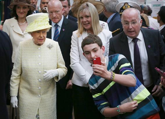 fotos de la realeza britanica 22
