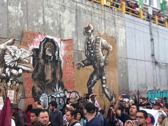miles de mexicanos marchan 50 anos 2 de octubre 1968 2