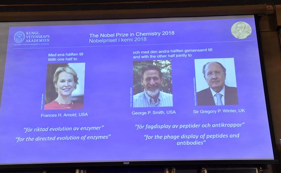 premio nobel de quimica premia trabajos sobre proteinas 1