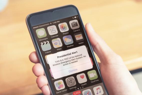 trump enviara alerta presidencial a celulares de estadounidenses 1